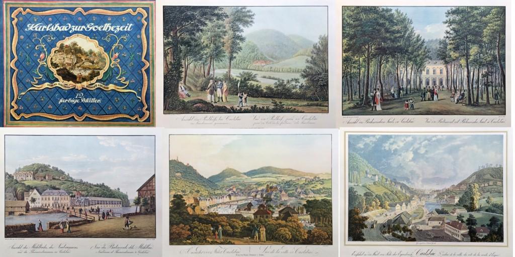 1. Bibliofilie  : Karlsbad zur Goethezeit