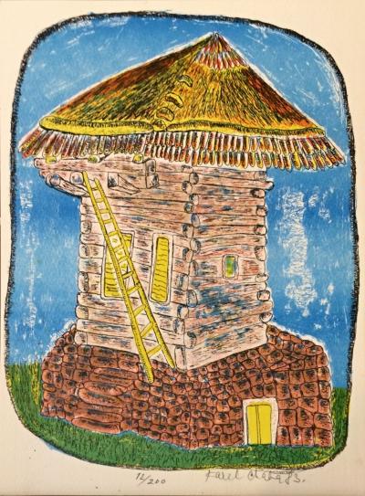 Chaba Karel (1925 - 2009) : Chalupa