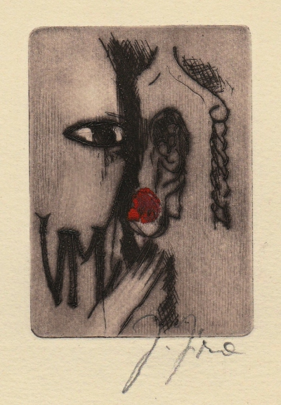 Jíra Josef (1929 - 2005) : Ex libris Vladimír Mikule