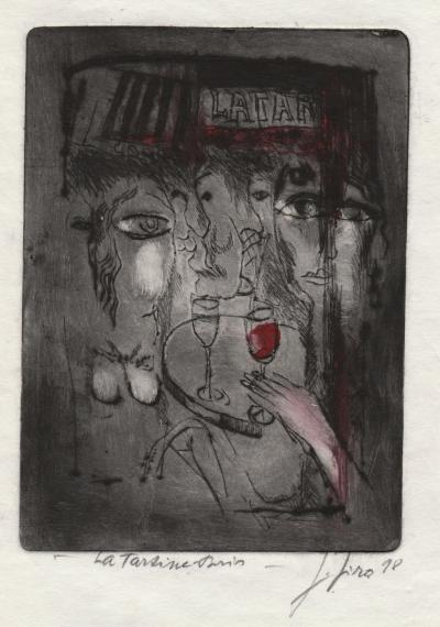 Jíra Josef (1929 - 2005) : La Tartine Paris