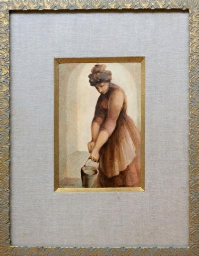 Jiřincová Ludmila (1912 - 1994) : Ilustrace k Seifertově Mamince