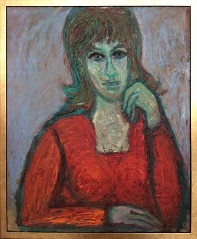 Šlitr Jiří (1924 - 1969) : Portrét