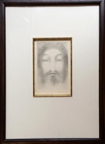 Zrzavý Jan (1890 - 1977) : Ježíš Kristus