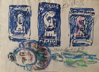 Bauch Jan (1898 - 1995) : Návrhy na ex libris