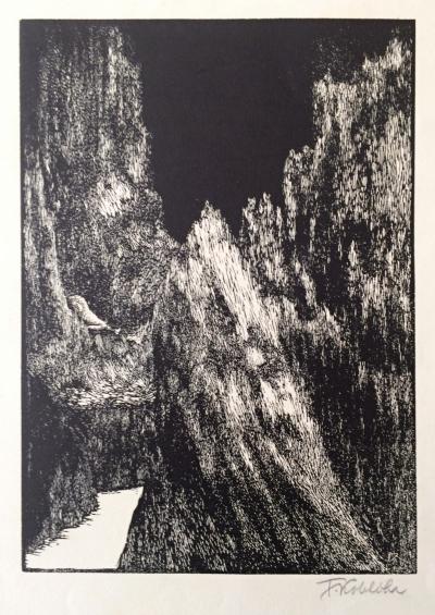 Kobliha František (1877 - 1962) : Útesy