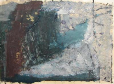 Šimotová Adriena (1926 - 2014) : Páry v horách