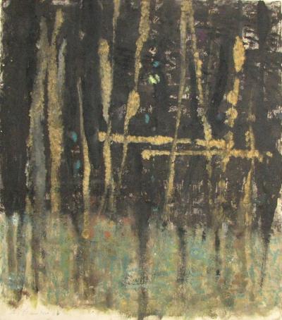 Šimotová Adriena (1926 - 2014) : Tajemství lesa