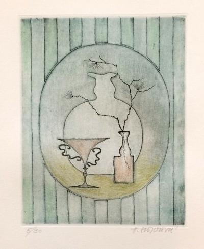 Storchová Hana (1936) : Zátiší