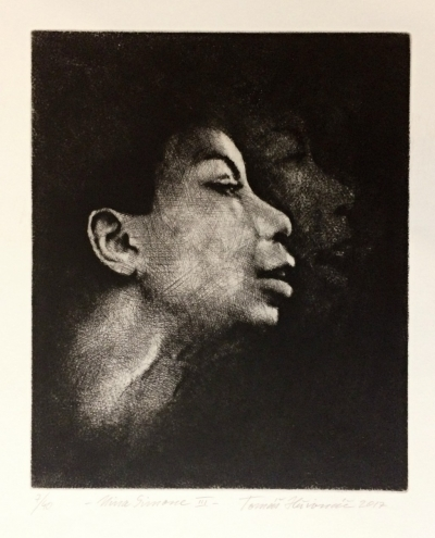 Hřivnáč Tomáš (1959) : Nina Simone III.