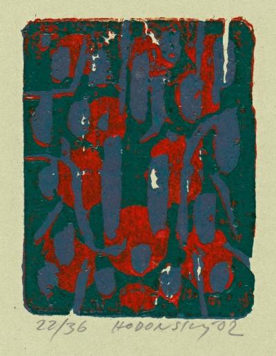 Hodonský František (1945) : Pocta Monetovi