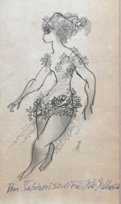 Trnka Jiří (1912 - 1969) : Titanie