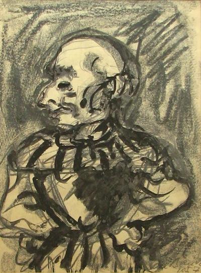 Bauch Jan (1898 - 1995) : Francoise Villon