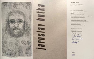 1. Bibliofilie  : Hutka Jaroslav: Slova a písně