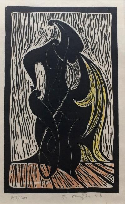 Muzika František  (1900 - 1974) : Žena