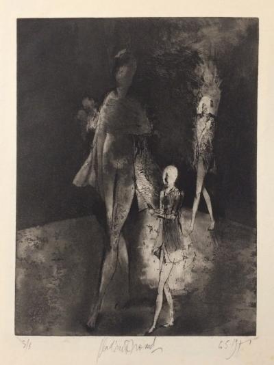 Novák Vladimír (1947) : Na procházce