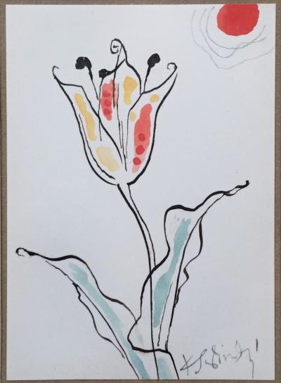 Svolinský Karel (1896 - 1986) : Tulipán