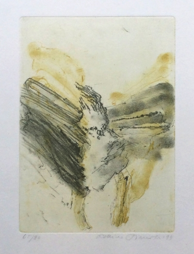 Šimotová Adriena (1926 - 2014) : Abstrakce
