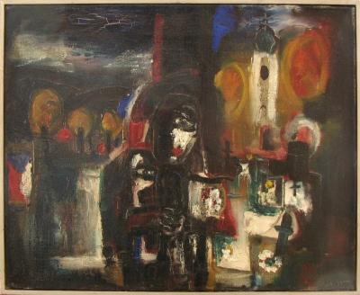 Jíra Josef (1929 - 2005) : Dušičky