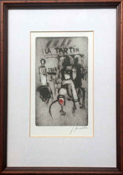 Jíra Josef (1929 - 2005) : La Tartin