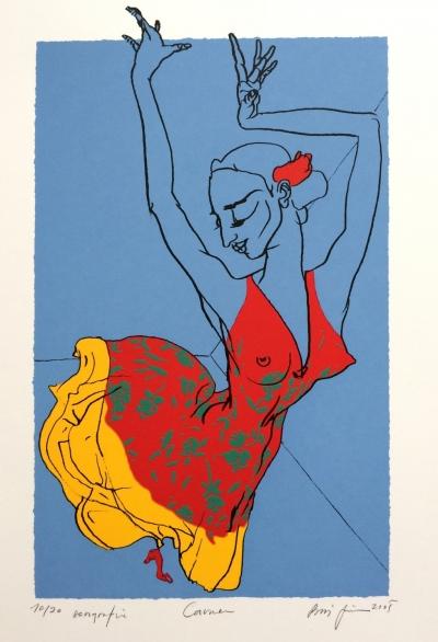 Jirků Boris (1955) : Carmen