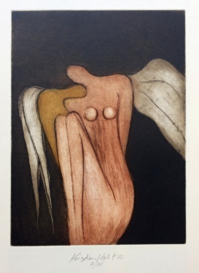 Kodet Kristián (1948) : Setkání s andělem