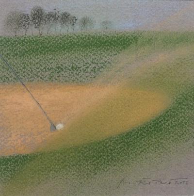 Říčná Magdalena (1957) : Na golfu