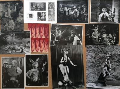 Trnka Jiří (1912 - 1969) : 187 fotografií z Trnkových filmů