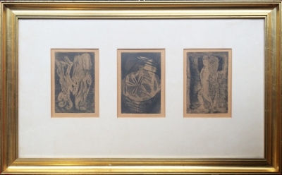 Zykmund Václav (1914 - 1984) : 3x lept