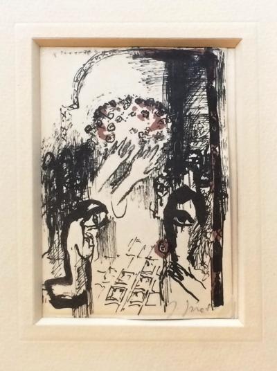 Jíra Josef (1929 - 2005) : Svěcení květin