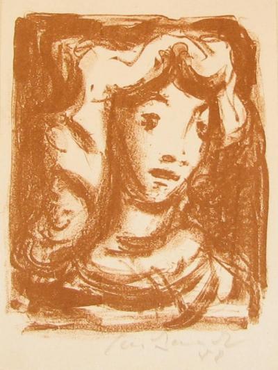 Bauch Jan (1898 - 1995) : Konvolut 4 grafik