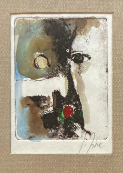 Jíra Josef (1929 - 2005) : Růže pro beránka