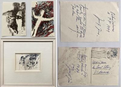 Jíra Josef (1929 - 2005) : 3 x grafika