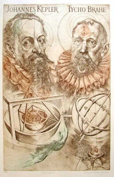 Kulhánek Oldřich (1940 - 2013) : Astronomia