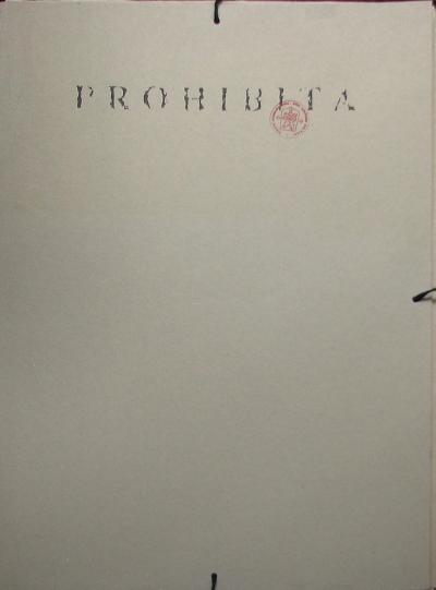 Kulhánek Oldřich (1940 - 2013) : Prohibita - kompletní soubor