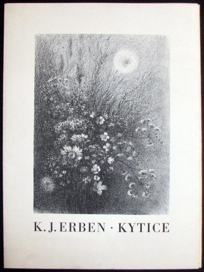 Jiřincová Ludmila (1912 - 1994) : K.J. Erben - Kytice