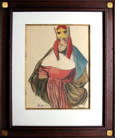 Trnka Jiří (1912 - 1969) : Král