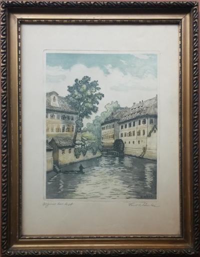 Wänke Emil (1901 - ?) : Čertovka