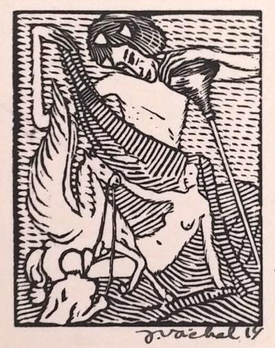 Váchal Josef (1884 - 1969) : Bez názvu